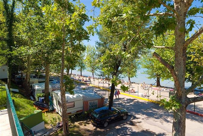 Camping Cisano: de camping met staanplaatsen voor tenten en campers in Bardolino | Camping ...